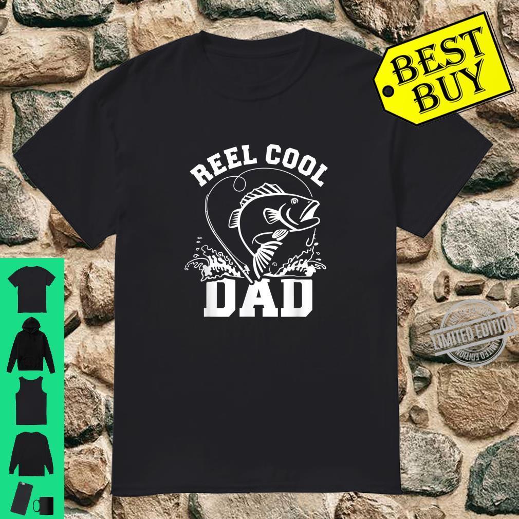 Angeln Papa Vater reel cool dad Shirt