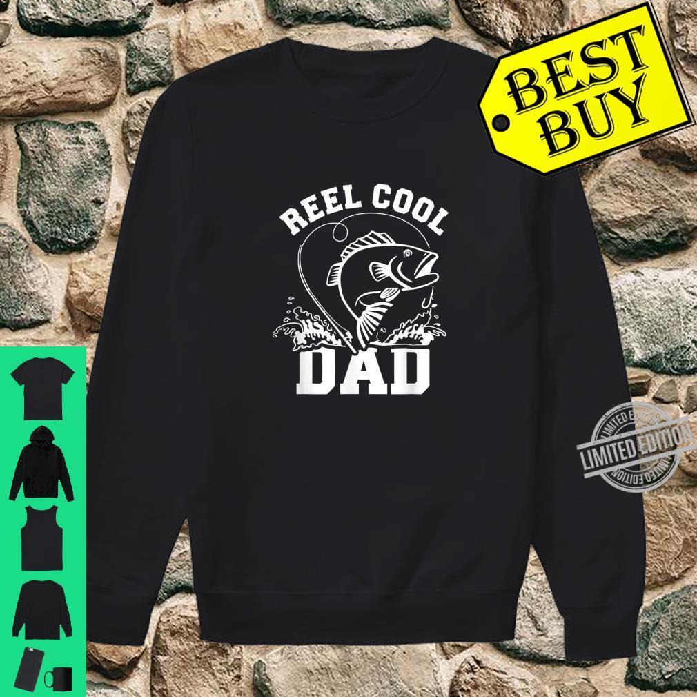 Angeln Papa Vater reel cool dad Shirt sweater