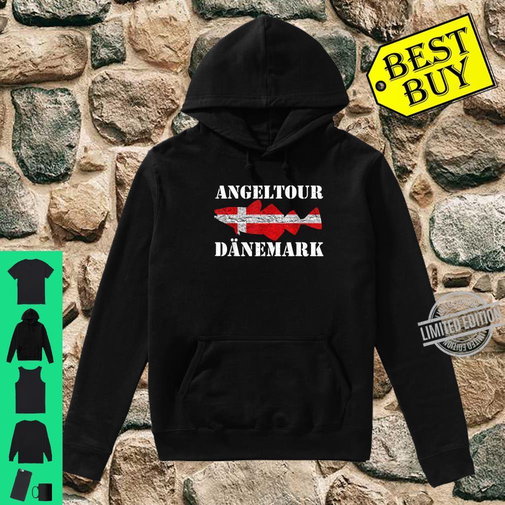 Angeltour Dänemark Geschenk Shirt hoodie