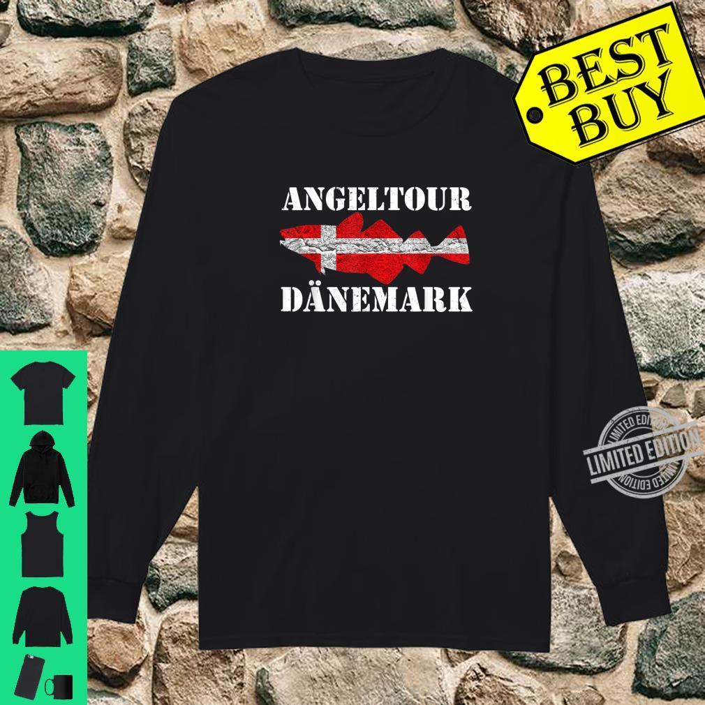 Angeltour Dänemark Geschenk Shirt long sleeved