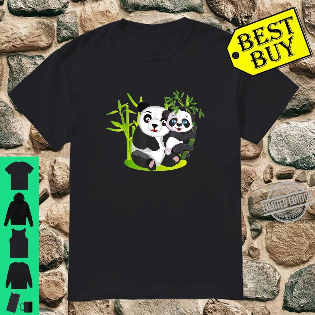 Artwork Panda Cute Panda Shirt
