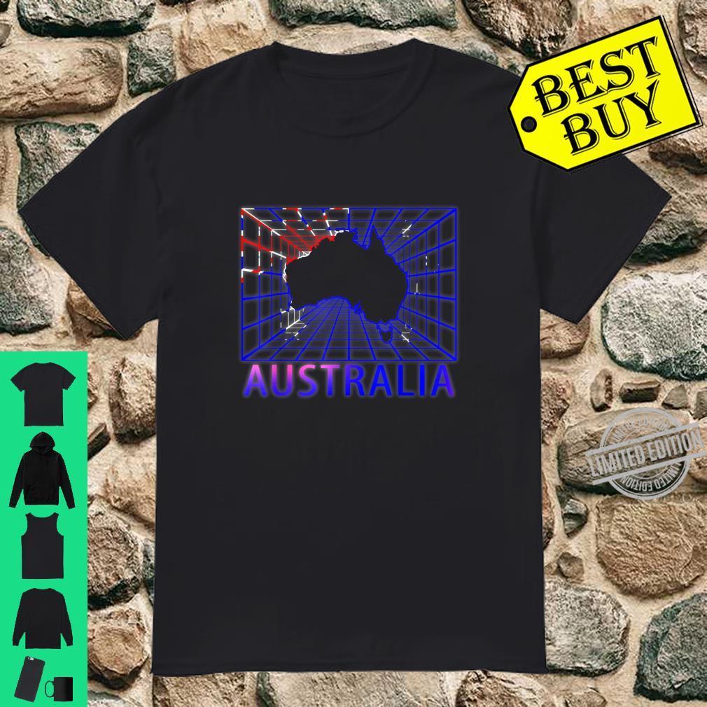 Australia Map Australian Shirt