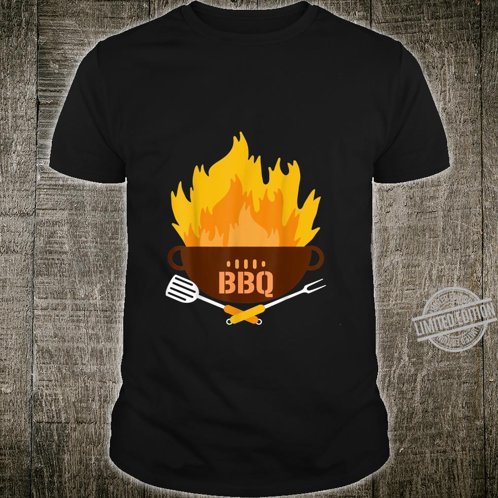 BBQ Grillmeister Shirt