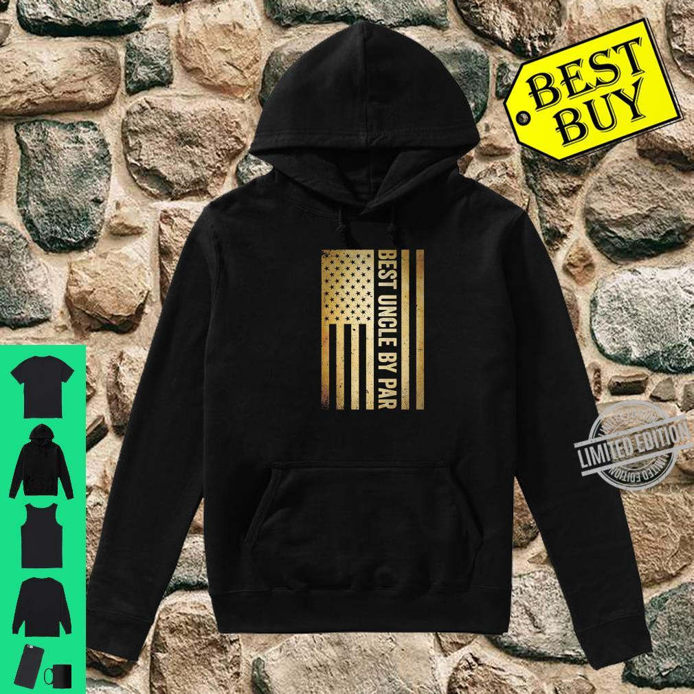 Best Uncle by Par Vintage Retro Golf Father's Day Shirt hoodie