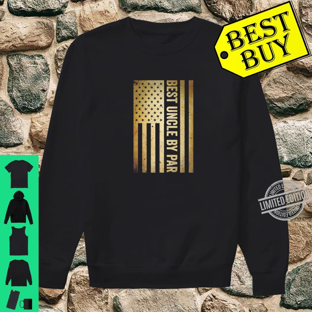 Best Uncle by Par Vintage Retro Golf Father's Day Shirt sweater