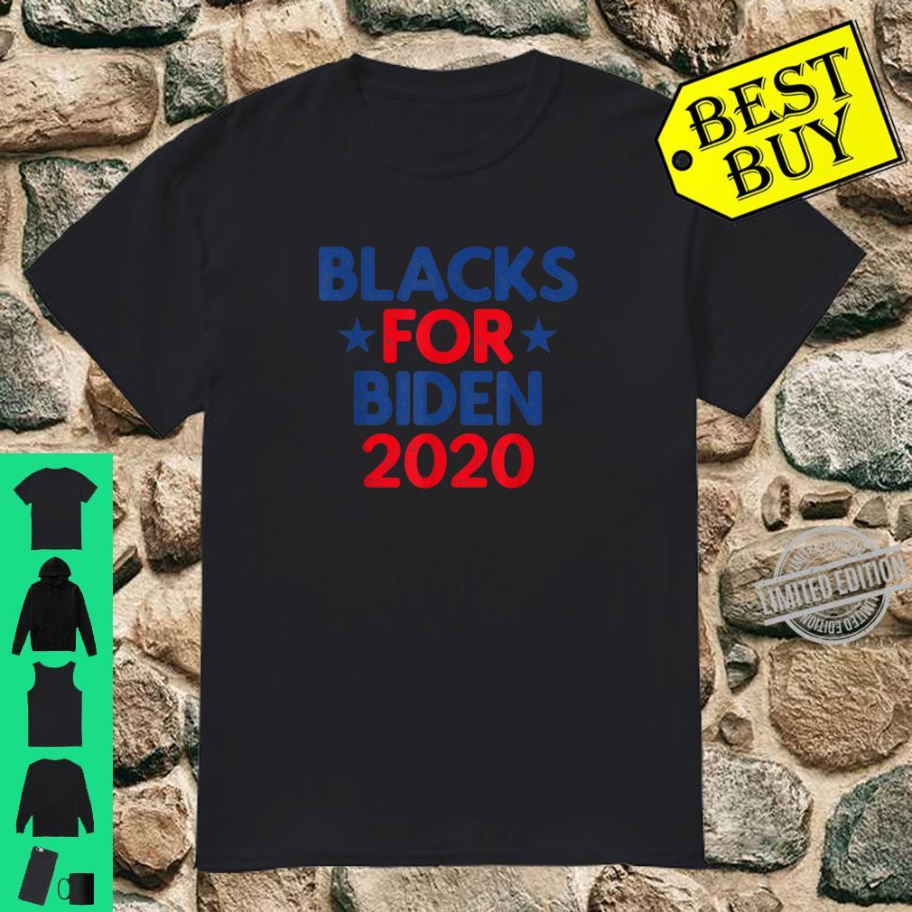 Blacks For Biden 2020 Election Shirt