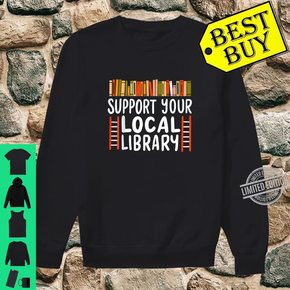 Book Reader Teacher Librarian Reading Shirt sweater