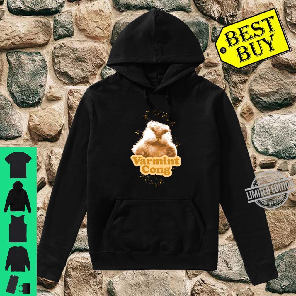 Caddyshack Varmint Cong Shirt hoodie
