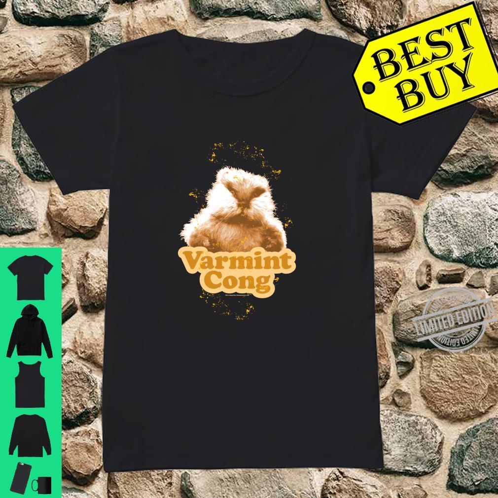 Caddyshack Varmint Cong Shirt ladies tee