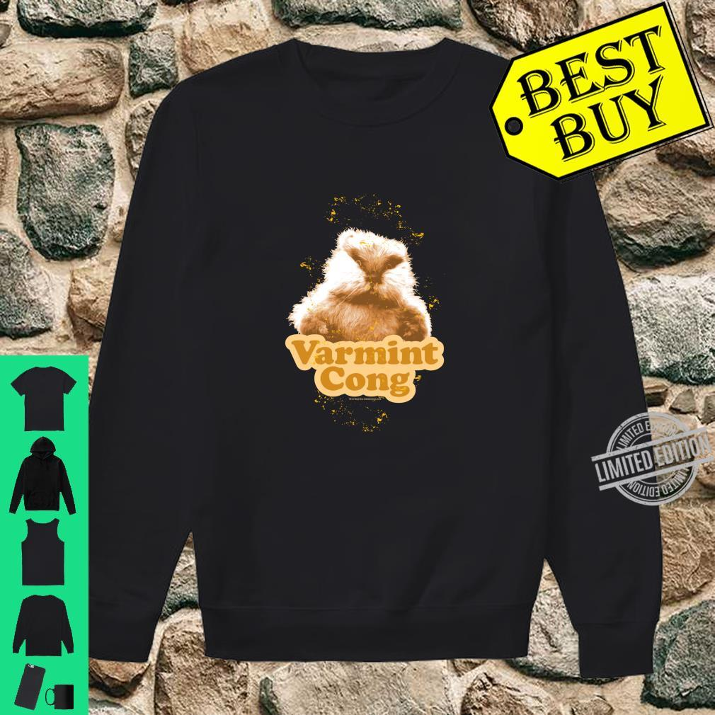 Caddyshack Varmint Cong Shirt sweater