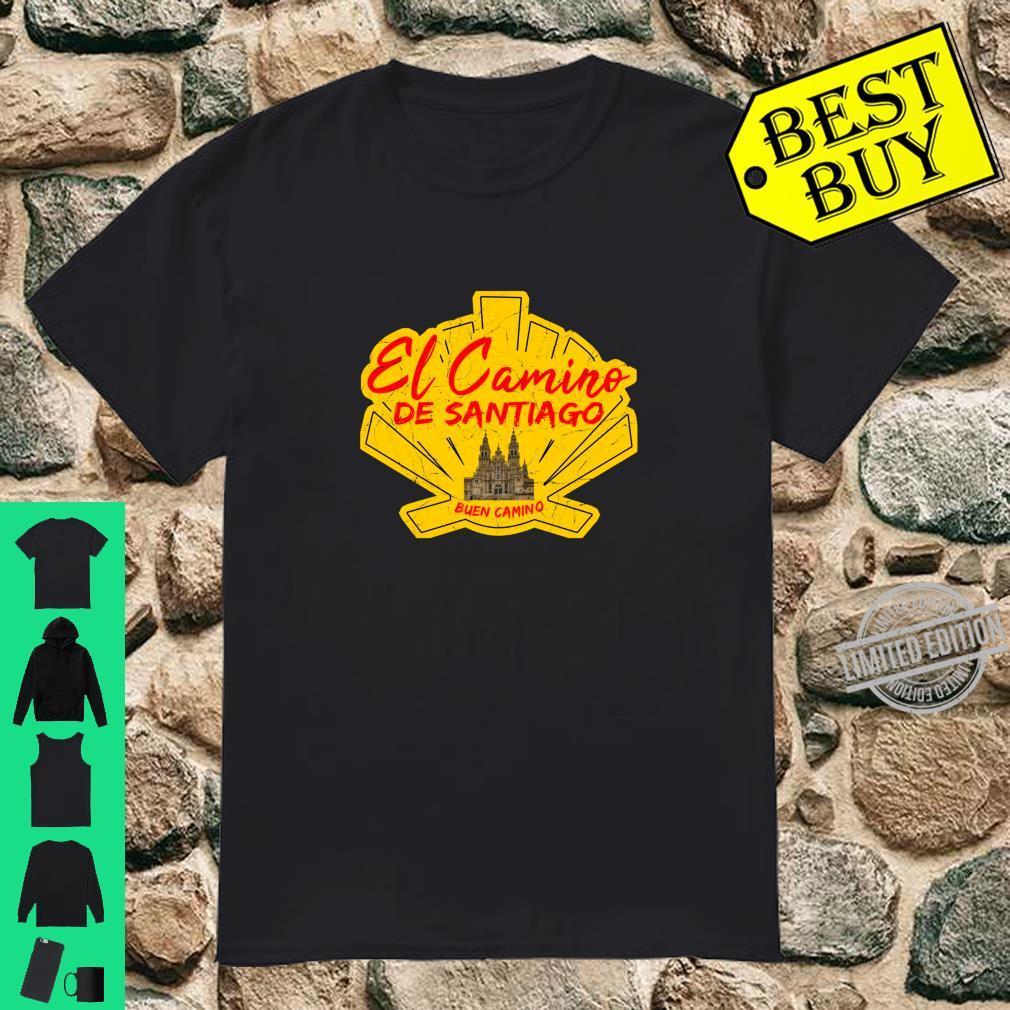 El Camino de Santiago Spain Buen Camino Saint James Way Shirt