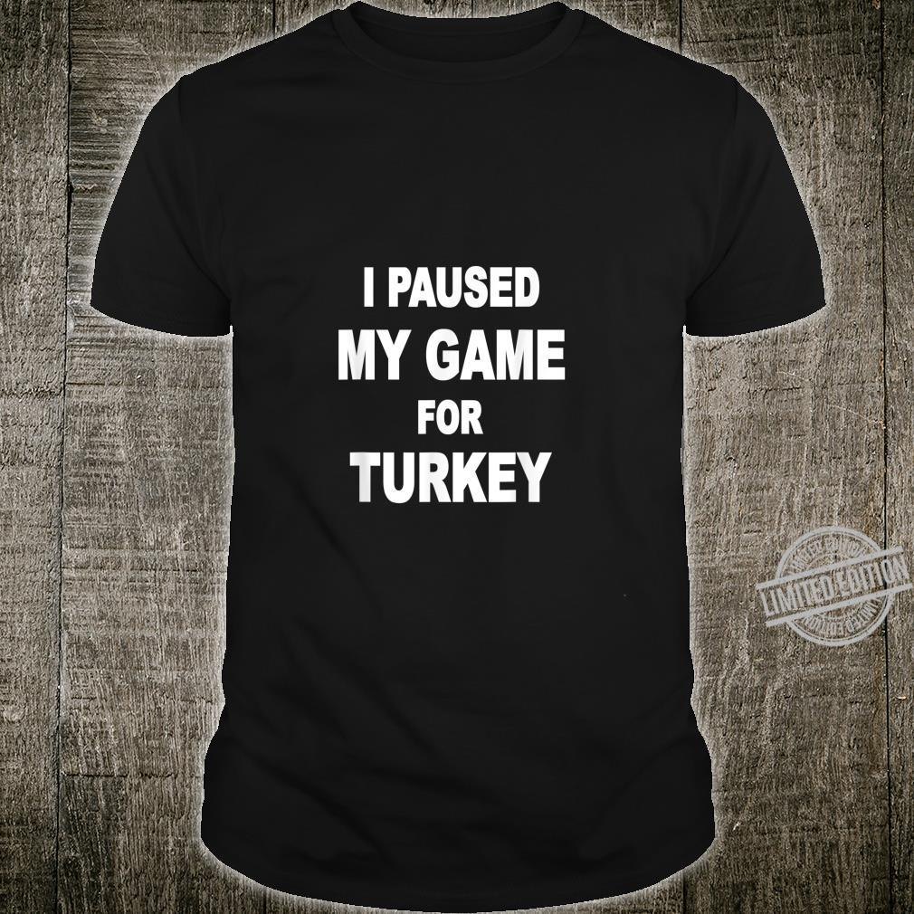 Happy turkey day Shirt