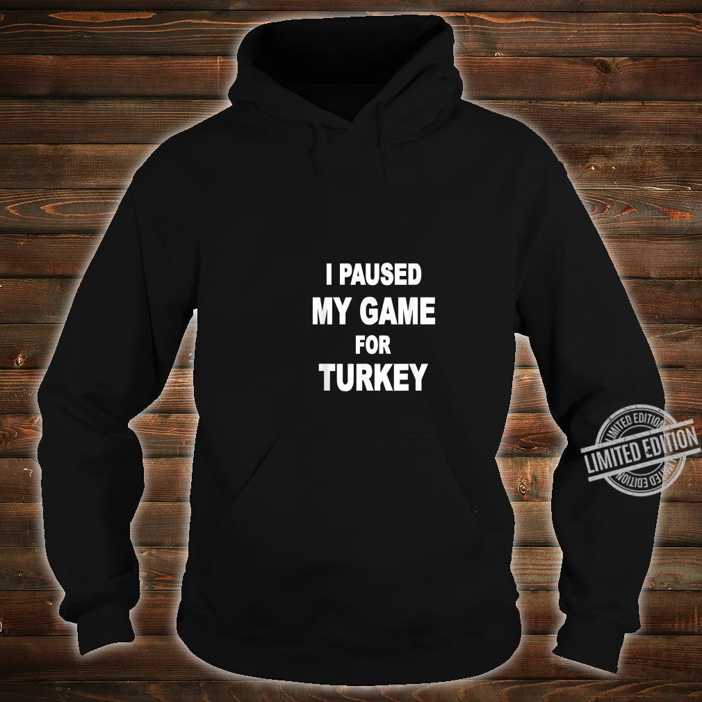 Happy turkey day Shirt hoodie