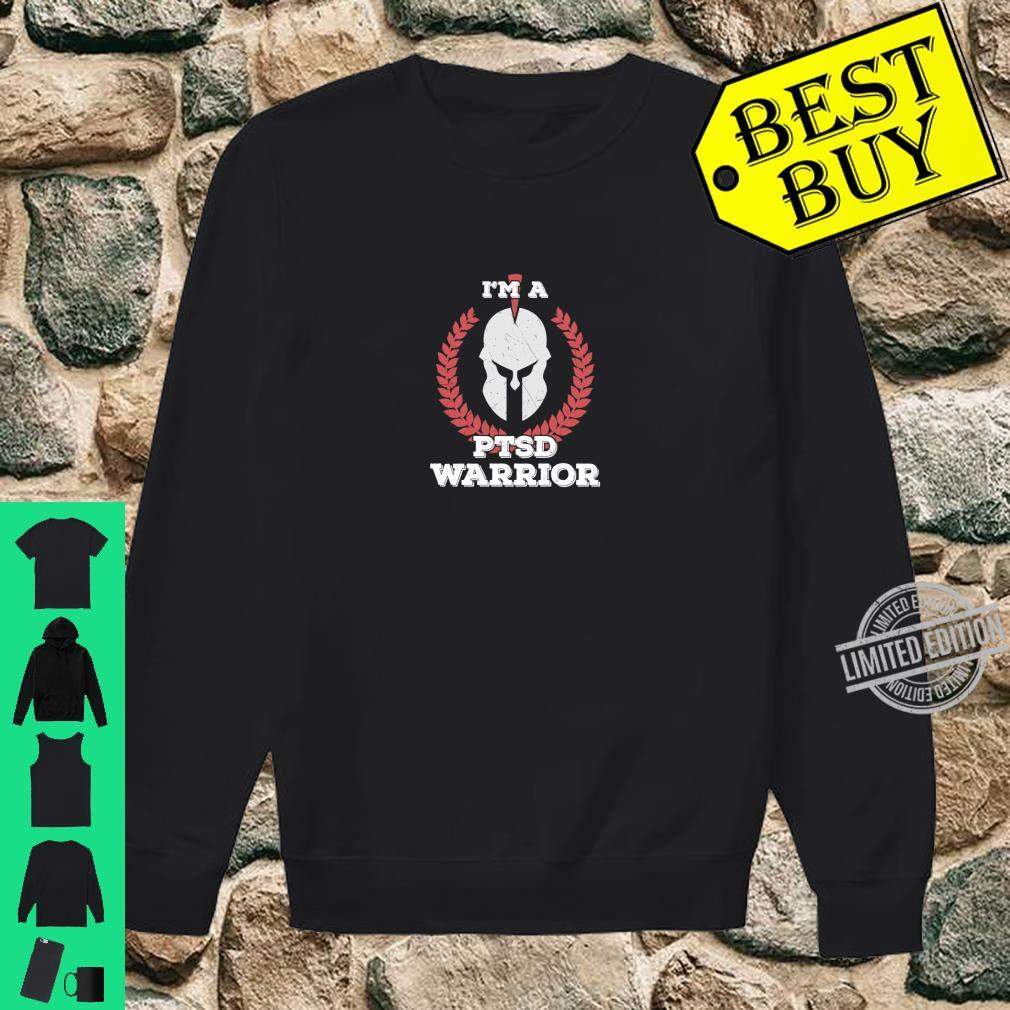 I'm a PTSD Warrior Posttraumatic Stress Disorder Awareness Shirt sweater