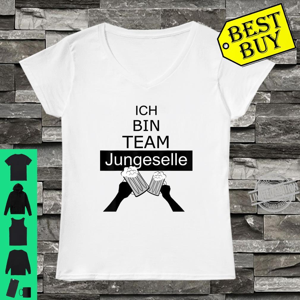 Junggesellenabschied Team Bräutigam, JGA Shirt ladies tee