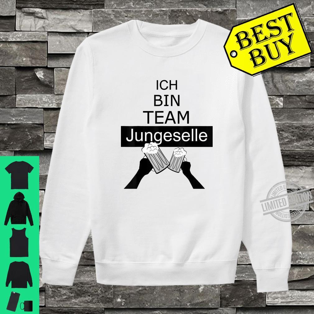 Junggesellenabschied Team Bräutigam, JGA Shirt sweater