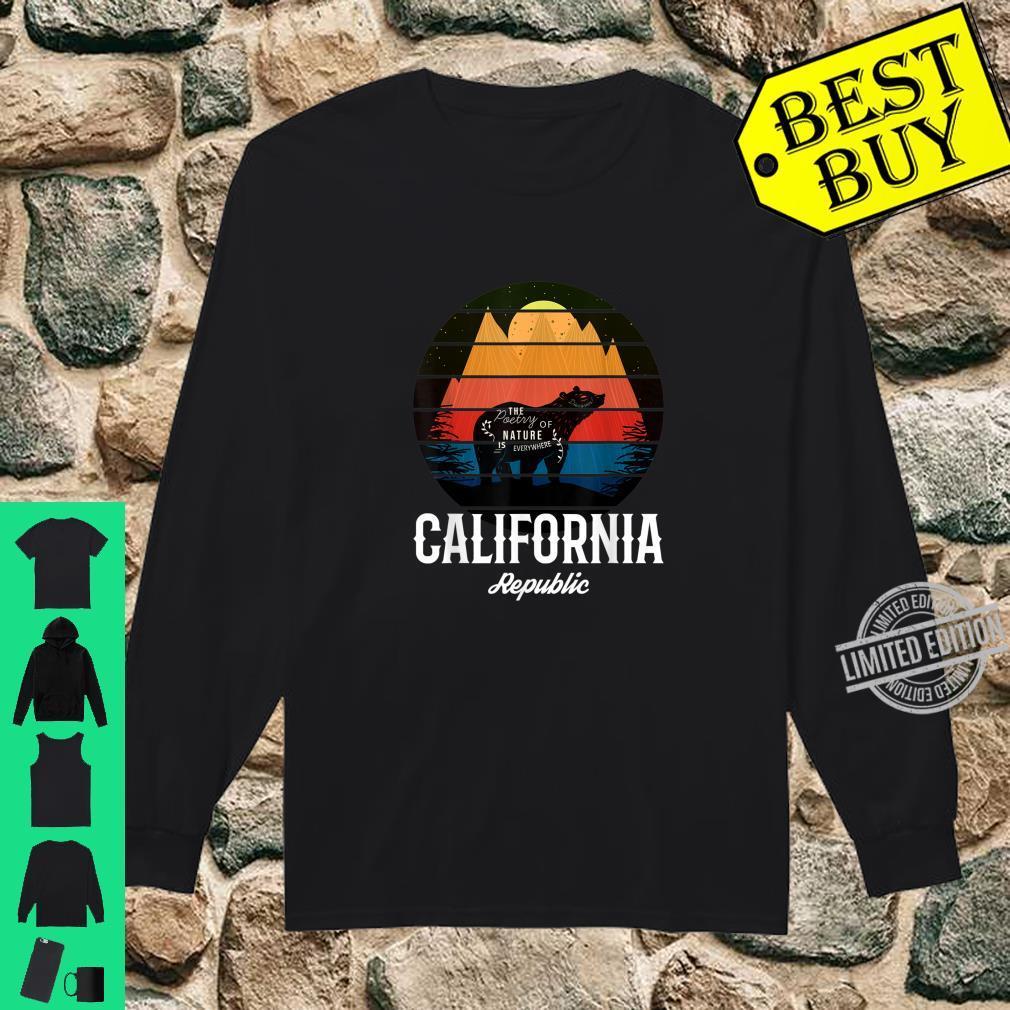Los Angeles California, Los Angeles California Shirt long sleeved
