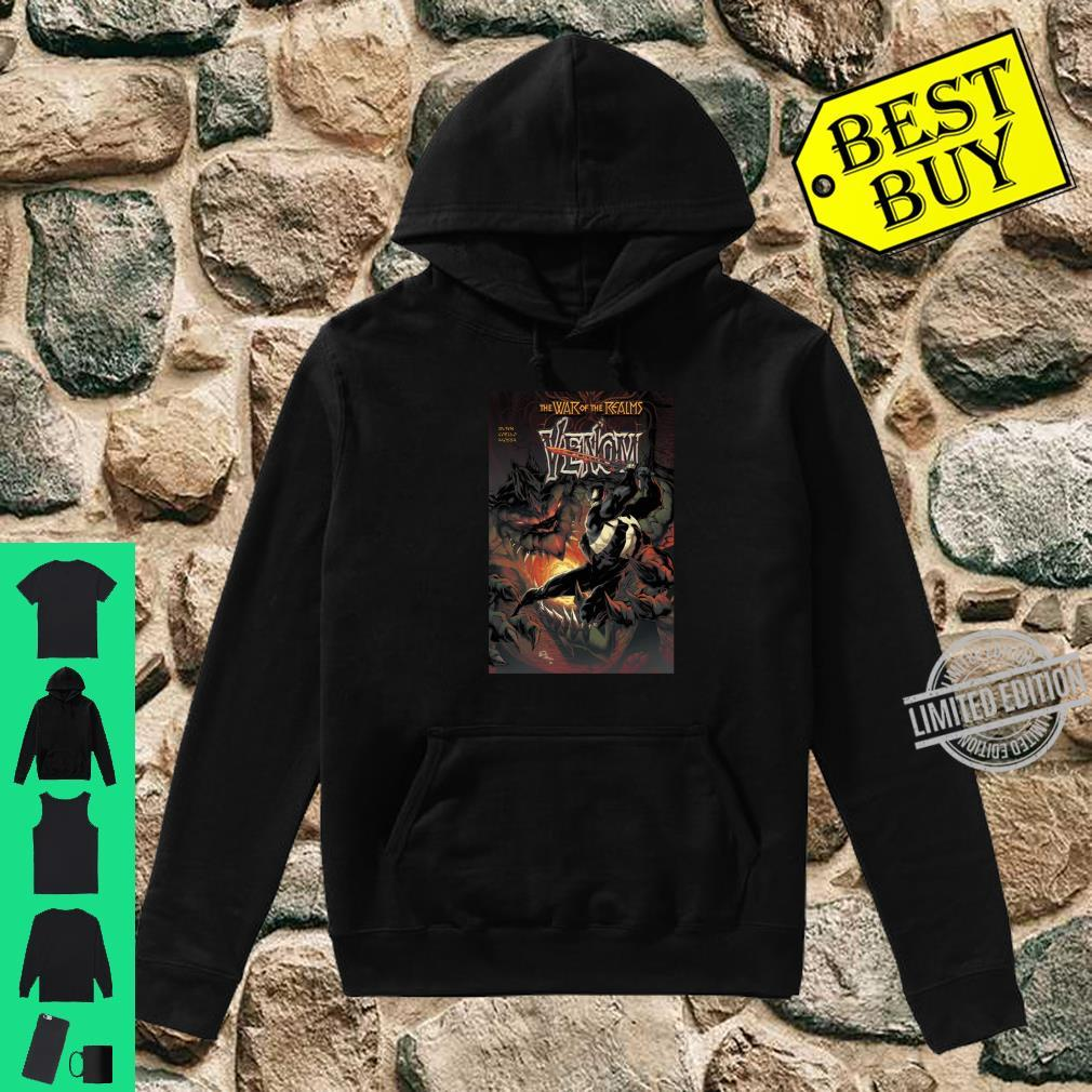 Marvel War Of The Realms Venom Comic Cover Shirt hoodie