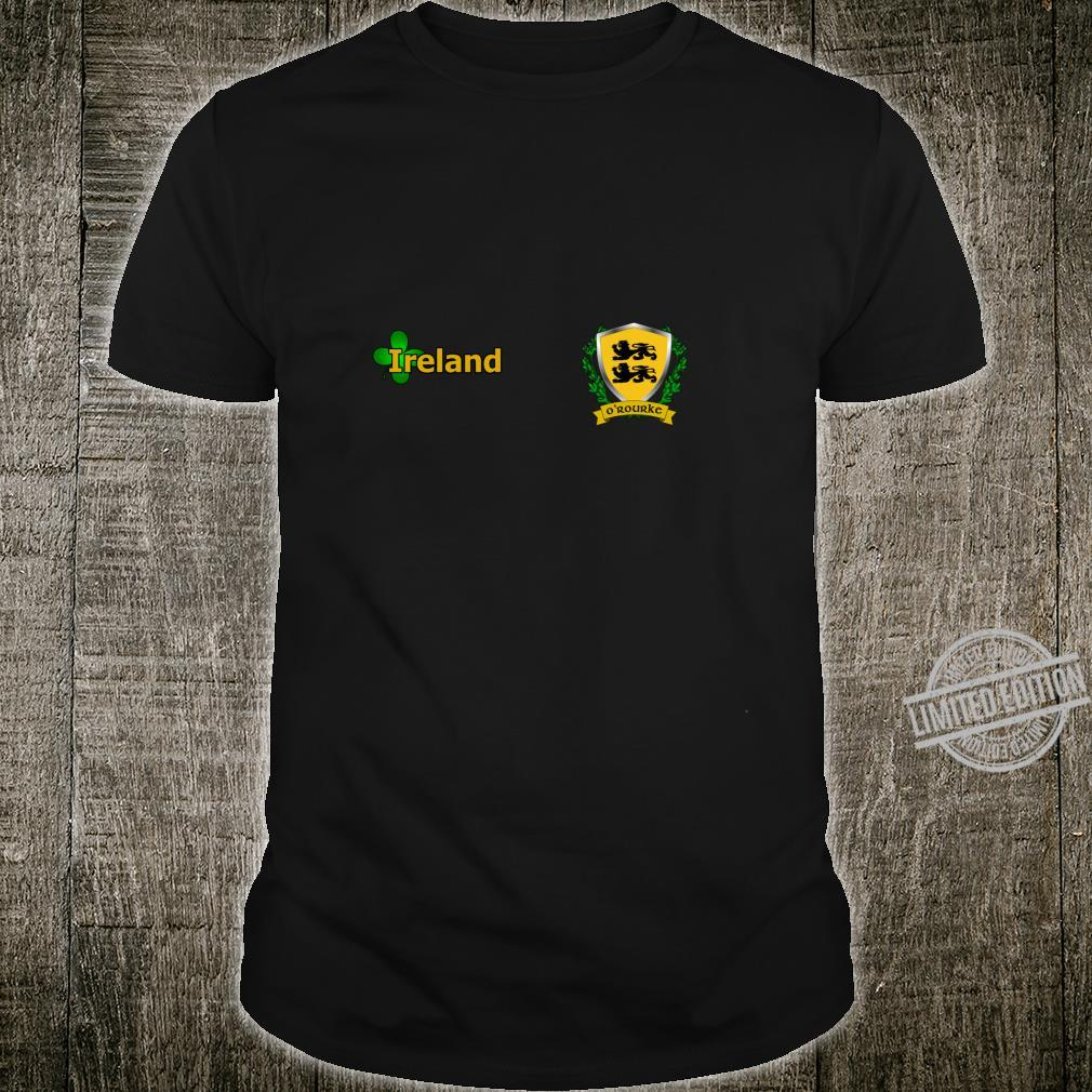 O'RourkeRourke Irish Shield Shirt