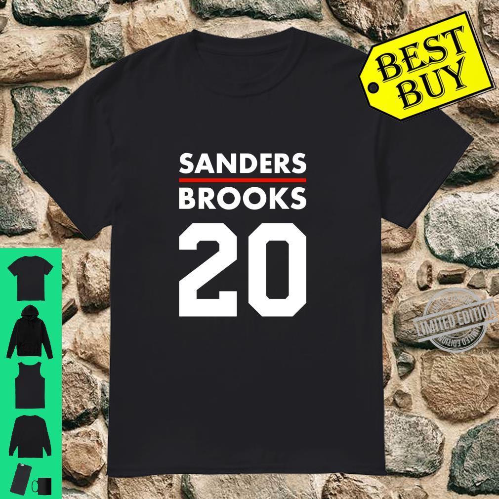 Running Mates Sanders Brooks 20 Shirt