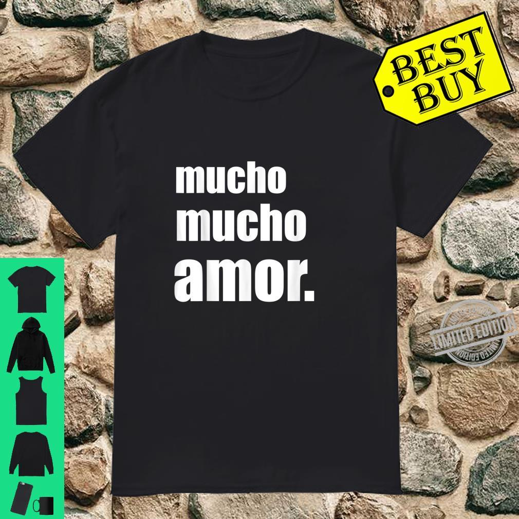 Walter Mercado Mucho Mucho Amor Shirt