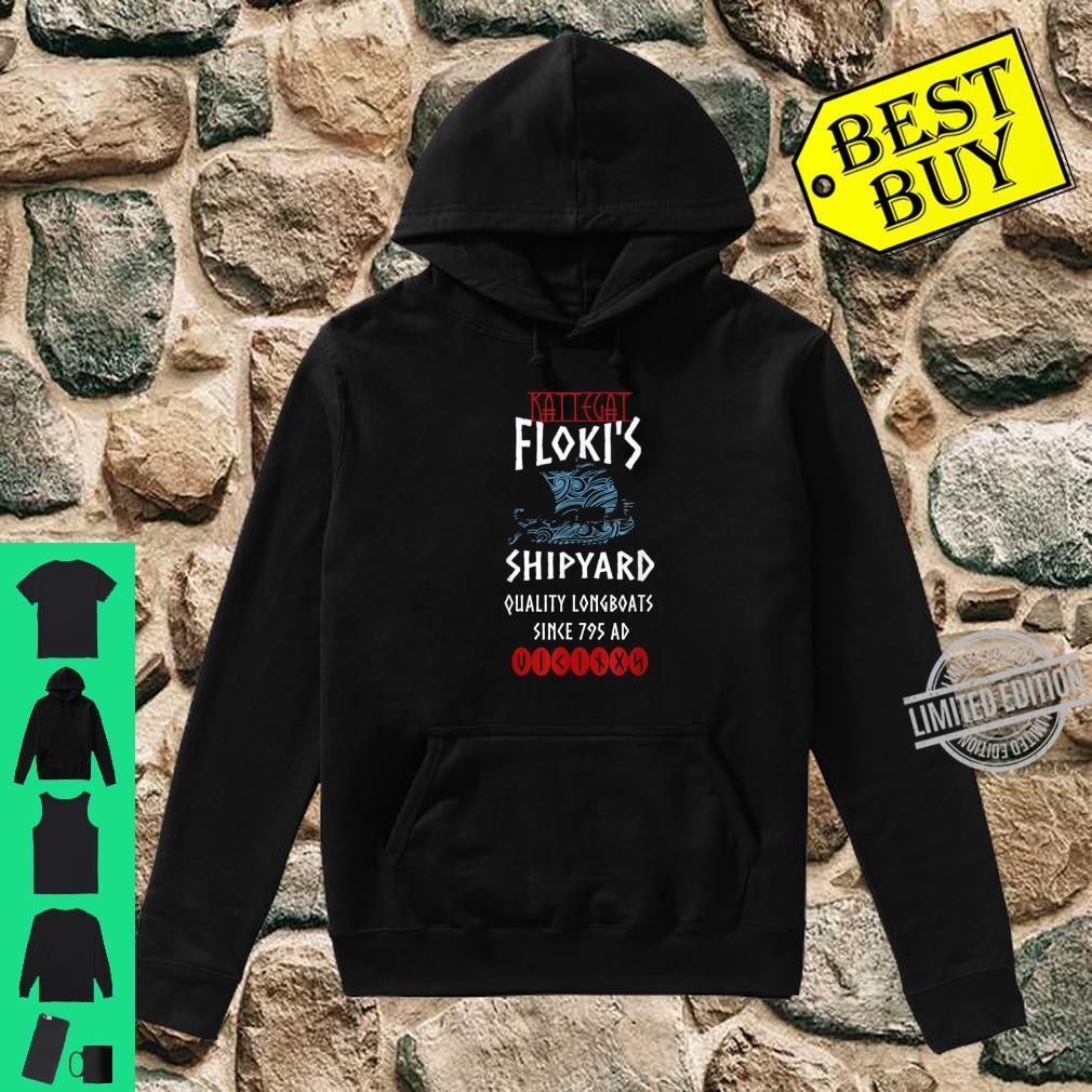 Wikinger Kattegat Floki Viking Kattegat Floki Geschenk Shirt hoodie